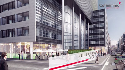 Belliard 40 – An inspiring and innovative workplace in the heart of Brussels