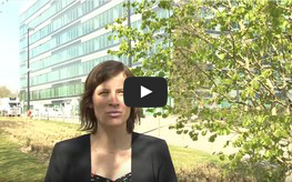 Environmental Manager Hanna De Groote concerning biodiversity in our business